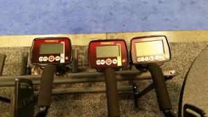 I nuovi Fisher F11, F22 e F44
