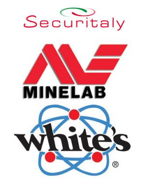 Securitaly-Minelab-Whites