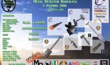 1° Raduno Metal Detector in Basilicata! (2 Ottobre 2016)