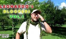 """Non sempre è """"Buona la prima!"""": LEONARDO'S BLOOPERS VOL.1"""