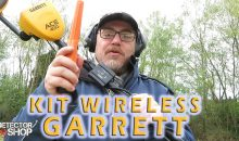 GUIDA RAPIDA: KIT WIRELESS GARRETT