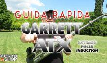 GUIDA RAPIDA: GARRETT ATX