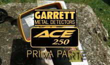 GARRETT ACE 250: GUIDA COMPLETA