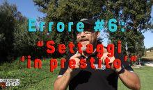 """7+1 ERRORI NEL METAL DETECTING: ERRORE #6 – """" Settaggi 'in prestito' """""""