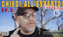 """""""CHIEDI ALL'ESPERTO! – LIVE EDITION"""" EP.3"""
