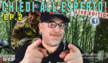 """""""CHIEDI ALL'ESPERTO! – LIVE EDITION"""" EP.2"""
