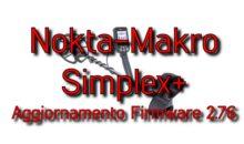 GUIDA ALL'AGGIORNAMENTO FIRMWARE NOKTAMAKRO SIMPLEX+ v2.76!