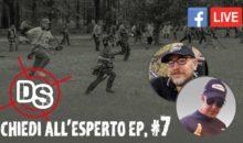 """""""CHIEDI ALL'ESPERTO! – LIVE EDITION"""" Ep. 7"""