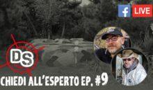 """""""CHIEDI ALL'ESPERTO! – LIVE EDITION"""" Ep. 9"""